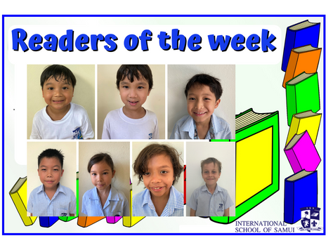 18 September 2020: Readers of the Week
