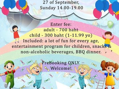 """Cruise """"Kids Naughtiness Day!"""""""