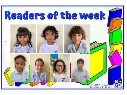 16 October 2020: Readers of the Week