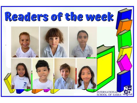 20 November 2020: Readers of the Week