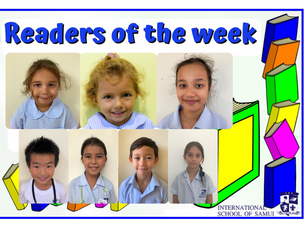 5 March 2021: Readers of the Week