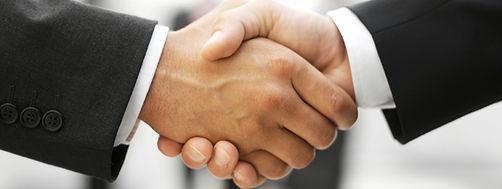 Handshake Wix