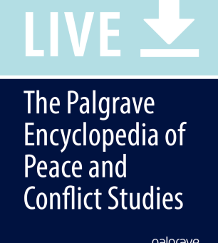 Palgrave encyclopedia entry 'LGBTQ Perspectives in Peacebuilding' is live!