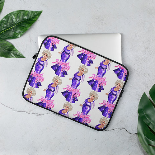 """""""Blue By You"""" Laptop Sleeve"""