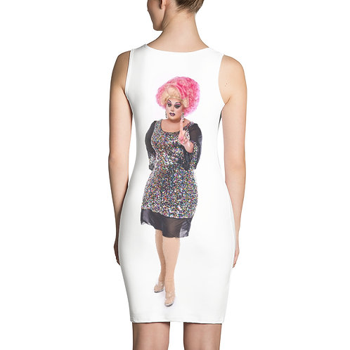 """Oh gurl...You Betta Back Off"" - Sublimation Cut & Sew Dress"