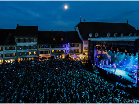 Stars of Sounds Aarberg 2018