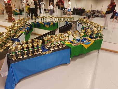 Внутришкольный чемпионат Capoeira Vadeia Estonia
