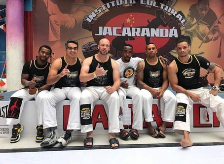 Jacaranda Capoeira -Dalian, China 2018