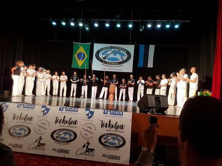 VadeiEst 2017 & Capoeira Solo!