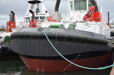 Tug Boat Fenders