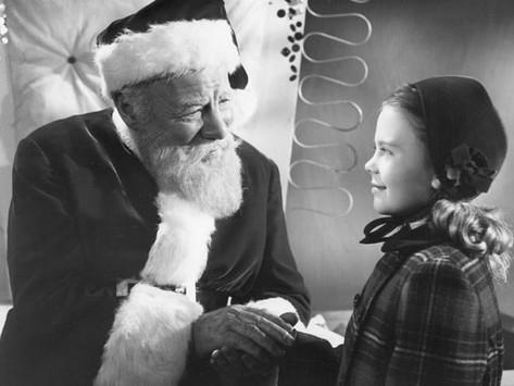 Sí existe Santa Claus