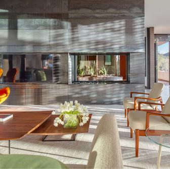 Douglas Wittels Scottsdale Living Room