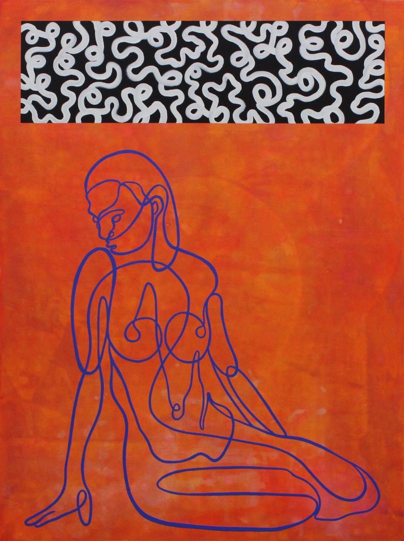 Female Nude Study No.1