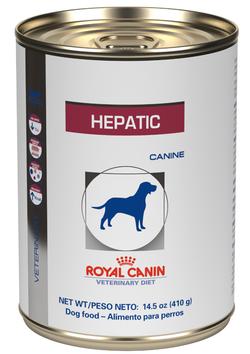 Royal Canin Hepatic lata