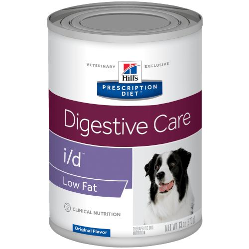 Hill's Prescription Diet i/d Low Fat Canine