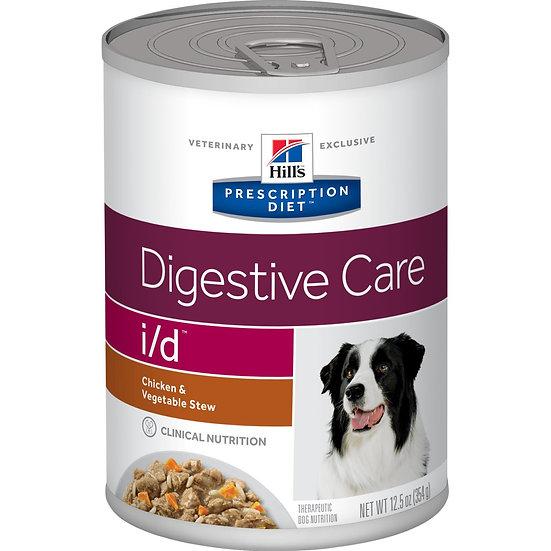 Hill's Prescription Diet i/d Canine Chicken & Vegetable Stew