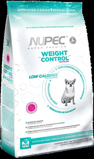 Nupec Weight Control Raza Pequeña