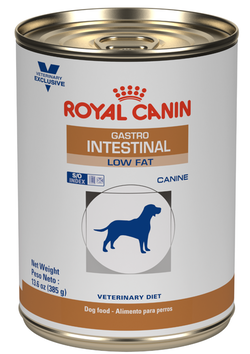 Royal Canin Gastro-Intestinal Low Fat lata