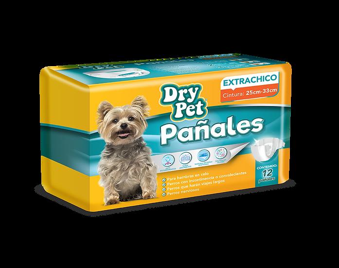 Dry Pet Pañales para Perro