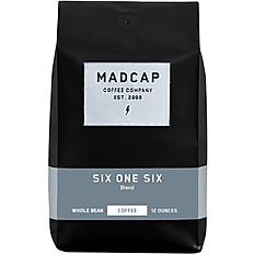Madcap Coffee Beans- Six One Six