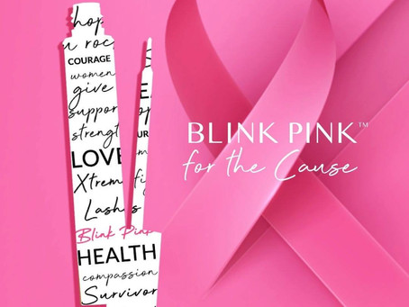 Blink Pink For The Cause