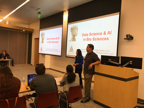 Catalyzing New Ideas at the Biotech Entrepreneurship Coalition Seminar