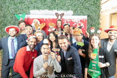 Highlights from BCLA's holiday mixer