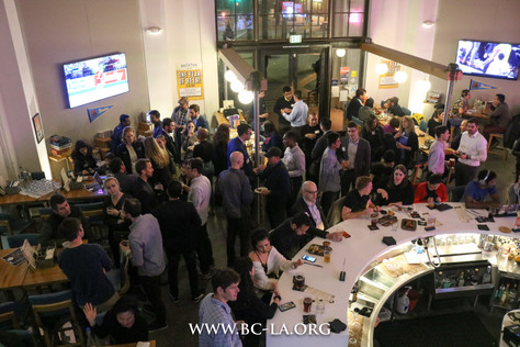 Happy Hour with BCLA and Women in 3D-Printing!
