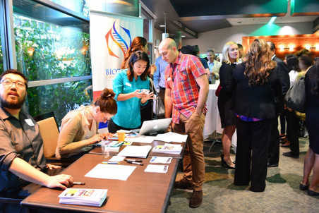 East Side Offers its Flavor of Biotech at BCLA Mixer