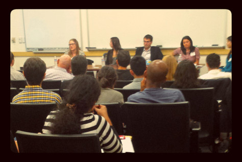 Connect with Amgen at USC was very successful!