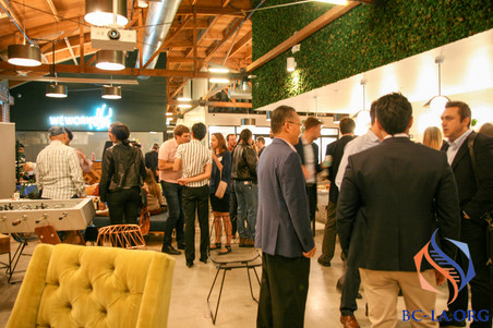 BCLA, CalState LA, and Friends Celebrate at the Holiday Biotech Networking Mixer