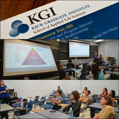 KGI – Info Session