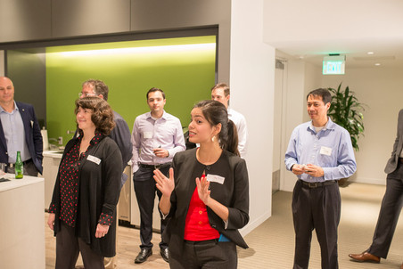 Downtown LA Biotech Mixer Fosters A High-Value Network for Innovators in Life Sciences