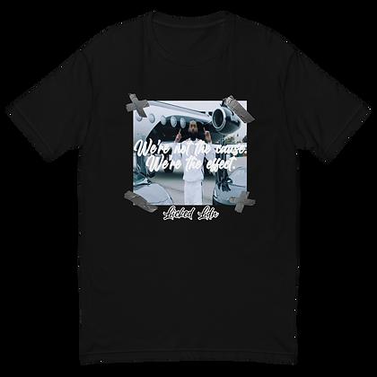 We're The Effect-NIP Black T-Shirt