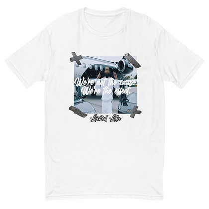 We're The Effect-NIP White T-Shirt