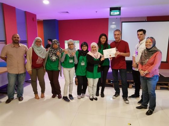 All-female group top Brunei startup