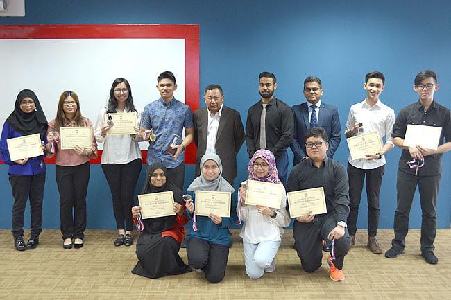 Muhammad Adi crowned 'Best Public Speaker'