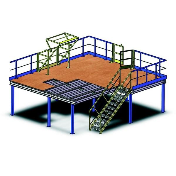 Accessoire plateforme