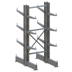 Cantilever double