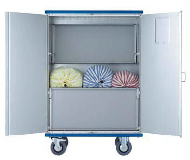 Aménagement armoire à linge