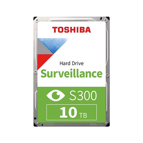 Toshiba S300 Surveillance HDD - 10TB