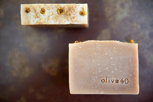 Jabón Manzanilla y miel