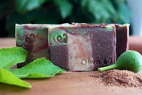 Jabón de Higo, canela y azúcar morena
