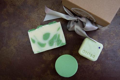 Kit verde Oliva60