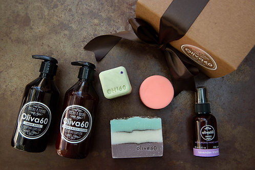 Survival Skin Kit Oliva60