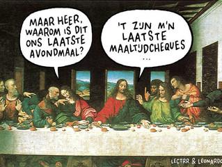 Verhoging maaltijdcheques naar 6 euro!