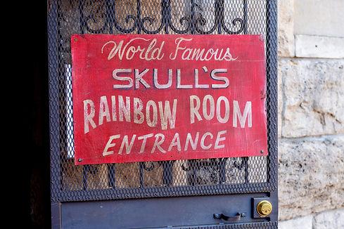 Skulls Rainbow Room Tour