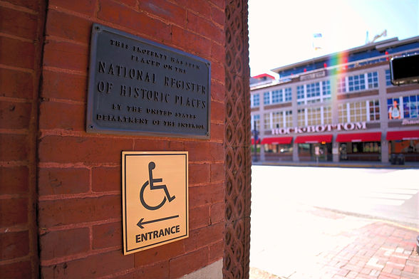 tour accessibility for individuals with disabilities on walking tours