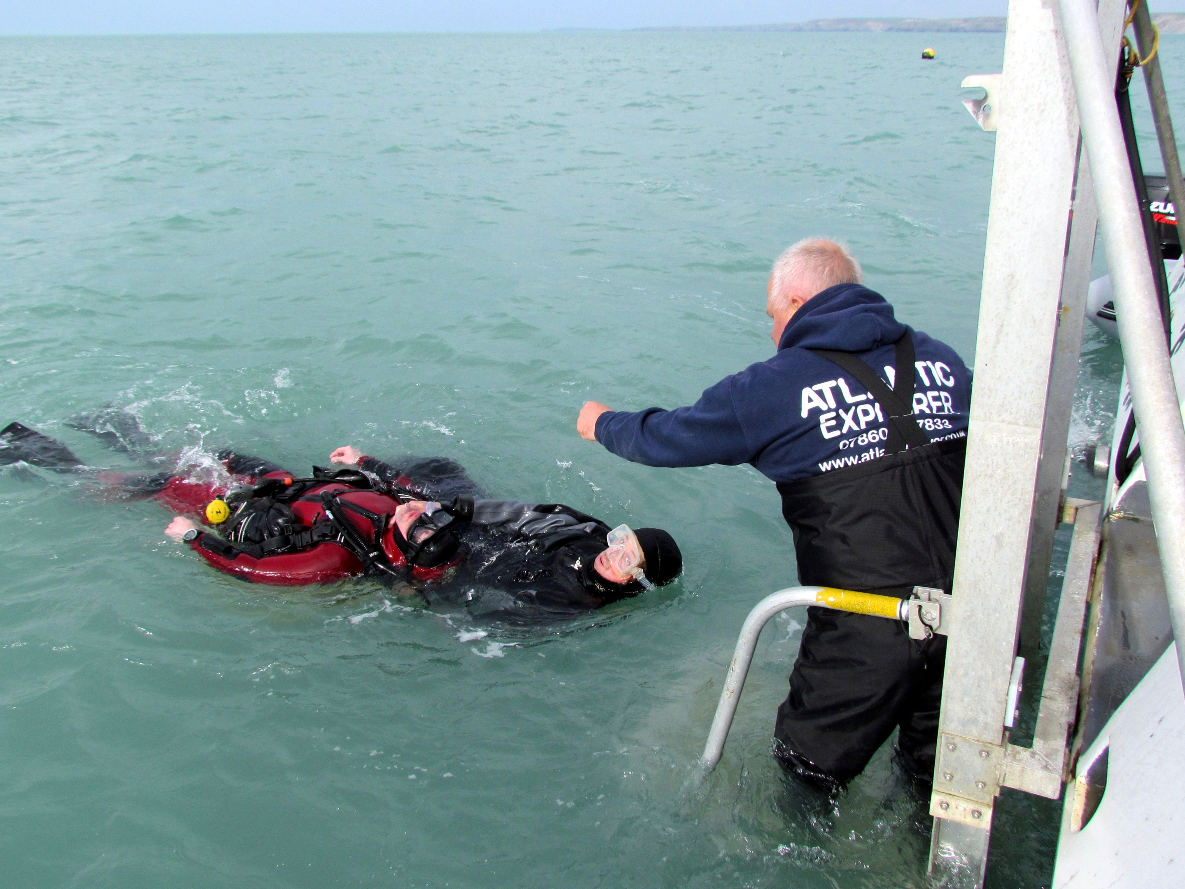 In water Rescue Course