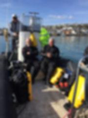 Cornish Diver